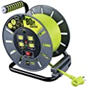 Masterplug Heavy Duty Extension Cord Open Reel