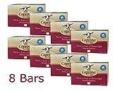 Caprina Fresh Goat's Milk Soap, Original Formula, 110g (3.9oz) (8 bars) For Sale