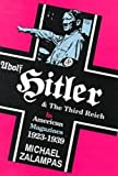 Adolf Hitler and the Third Reich in American Magazines, 1923-1939, Michael Zalampas, 0879724625