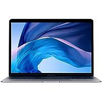 Apple MacBook Air (de13pulgadas, Intel Core i5 de doble núcleo a 1,6GHz, 8GB RAM, 128 GB) - Gris espacial (Ultimo Modelo)