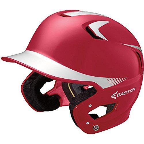 (Easton Senior Z5 2Tone Batters Helmet)