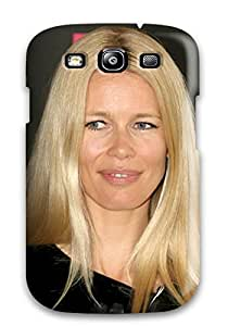 Snap-on Claudia Schiffer Case Cover Skin Compatible With Galaxy S3