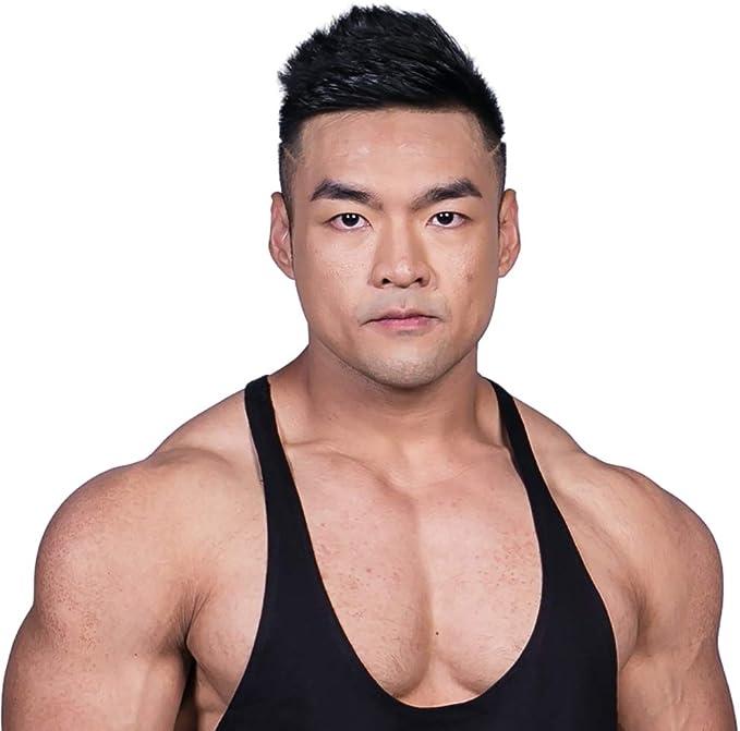Rise N Grind Gym Stringer Bodybuilding Muscle Workout Racerback Tank Top