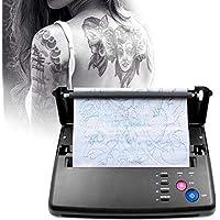 TTLIFE Tattoo Transfer Machine Thermische Printer Professionele Mode Tattoo Copier ABS Materiaal Patroon Printer met 10…