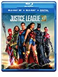 Justice League 3D [Blu-ray]