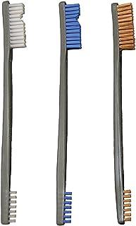 Otis Multi-Purpose Brush Set of 3, Multi-Colour 7373163NBBZ by Otis