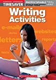 Timesaver 'Writing Activities': Photocopiable, CEFR: A1-B1 (Helbling Languages / Scholastic)