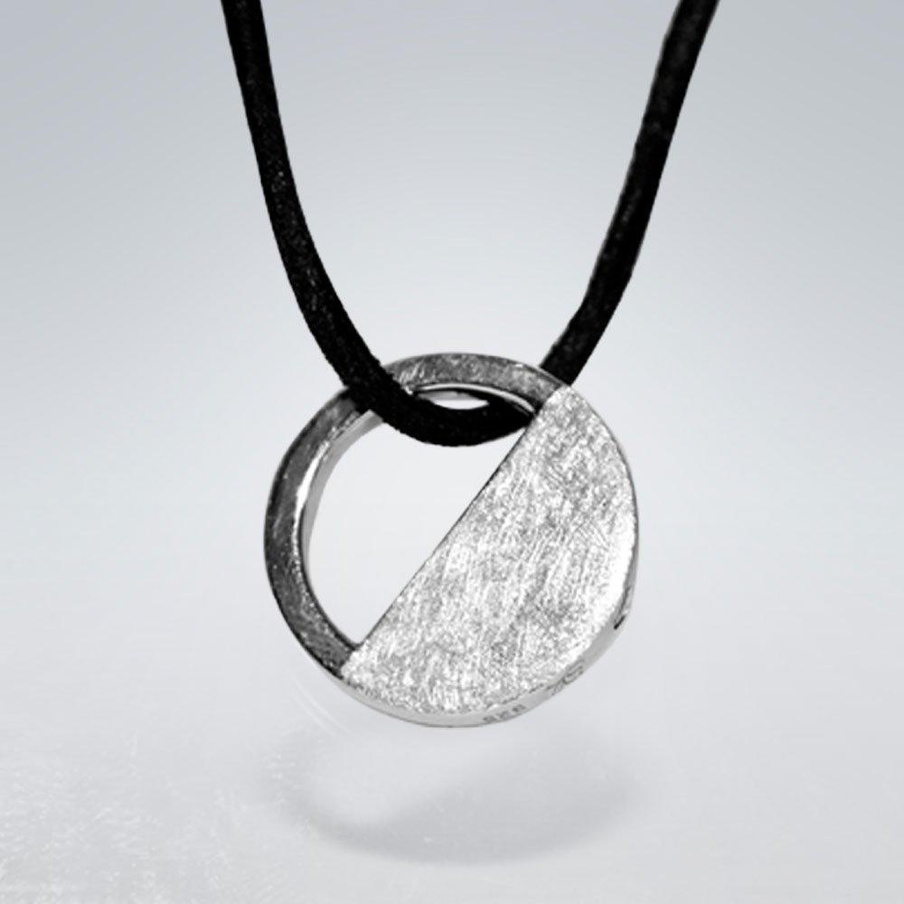 Silberkette Ascheschmuck Oria