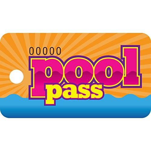 Pool Pass Horzon Package Of 100 Review