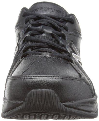 New Balance MT00BL - Zapatillas de correr de material sintético hombre negro