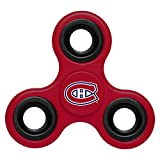 Montreal Canadiens Three Way Team Spinner