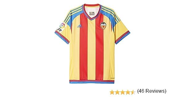 2º Equipación Valencia C.F 2015/2016 - Camiseta oficial adidas ...