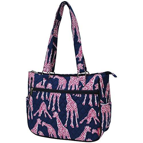Giraffe Print NGIL Hobo Style Fashion Handbag