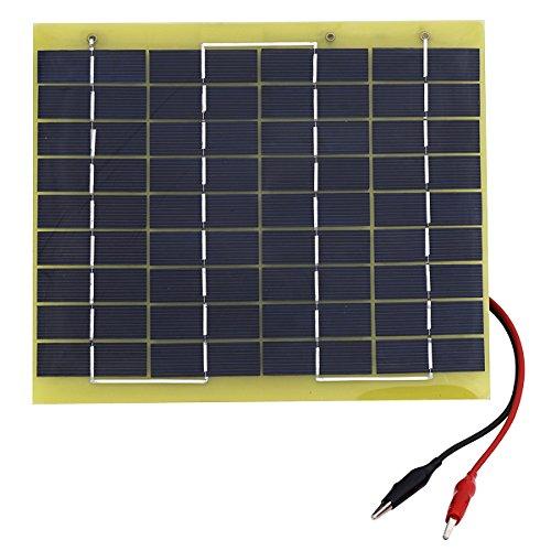 12v 5w solar panel - 6