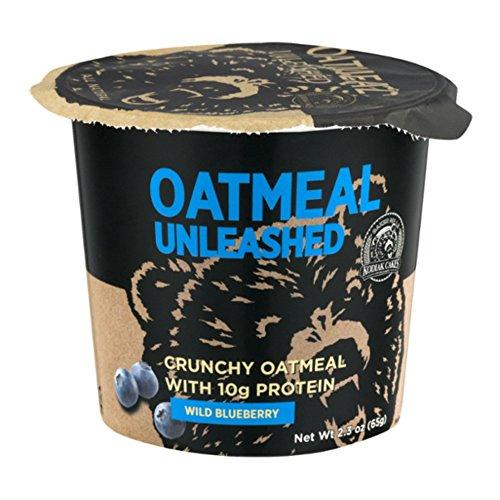 Kodiak Cakes Oatmeal Unleashed Blueberry