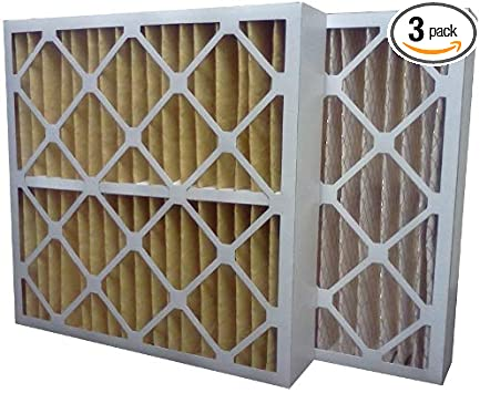 10 x 30 x 1 10 x 30 x 1 Midwest Supply Inc 6-Pack US Home Filter SC40-10X30X1-6 10x30x1 Merv 8 Pleated Air Filter
