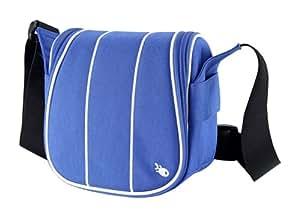 Orkio Lite Evil - Bolso para cámaras de fotos réflex (tamaño pequeño), color azul