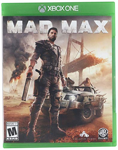 Mad Max - Xbox One (Best Open World Games Xbox One)