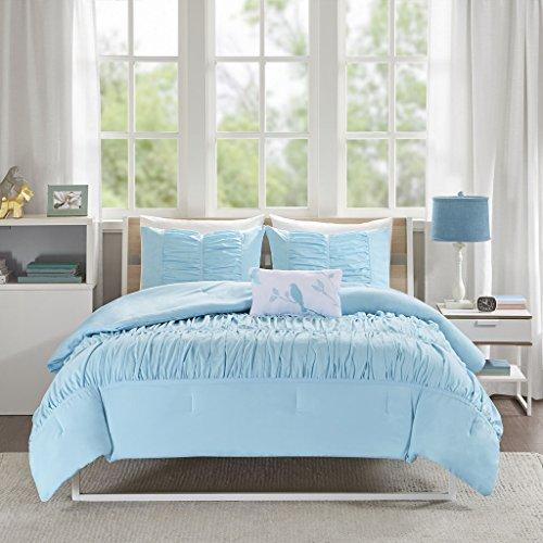 Mi-Zone Miramar Comforter Set, Twin/ Twin X-Large, Aqua