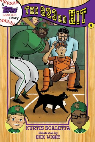 Download A Topps League Story: Book Four: The 823rd Hit pdf epub