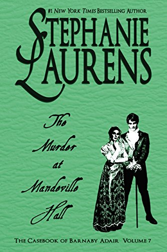 (The Murder at Mandeville Hall (The Casebook of Barnaby Adair 7))