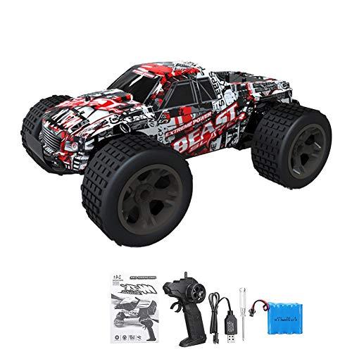 ラジコンカー RCカー リモートコントロールカー 高速1:20 30km / h 2.4GHZ オフロードリモコンカー オフロードドリフトクライミングカー ラジコンオフロード 四駆 電動オフロードバギー バギー 男の子向け 乗り越え抜群 子供向け おもちゃ 贈り物 PPS + PVC