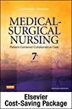 Medical-Surgical Nursing - Single-Volume Text and Clinical Decision-Making Study Guide Revised Reprint Package : Patient-Centered Collaborative Care, Ignatavicius, Donna D. and Workman, M. Linda, 1455776394