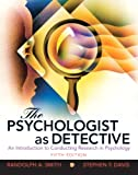 img - for The Psychologist as Detective: An Introduction to Conducting Research in Psychology (5th Edition) book / textbook / text book