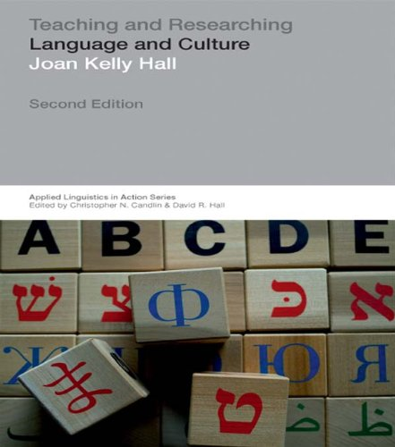 Teaching and Researching: Language and Culture (Applied Linguistics in Action) Pdf