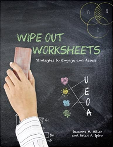 Wipe Out Worksheets: Strategies to Engage and Assess: Suzanne M ...