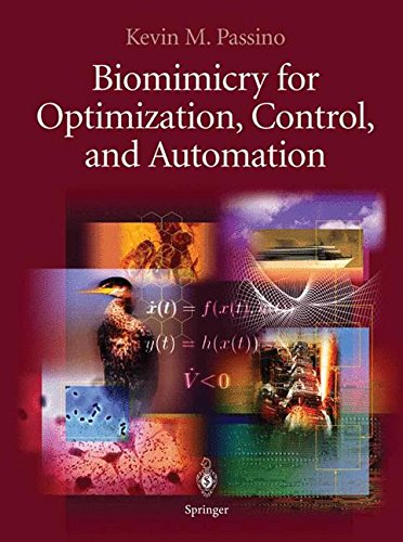 Biomimicry for Optimization, Control, and Automation by Springer