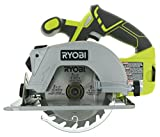 Ryobi P506 One+ Lithium Ion 18V 5 1/2 Inch 4,700 RPM Cordless Circular Saw with Laser Guide and Carbide-Tipped Blade (Battery Not Included, Power Tool Only) (Certified Refurbished)