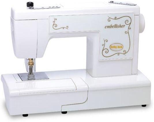 BABY LOCK EMB 12 - Máquina de coser: Amazon.es: Hogar