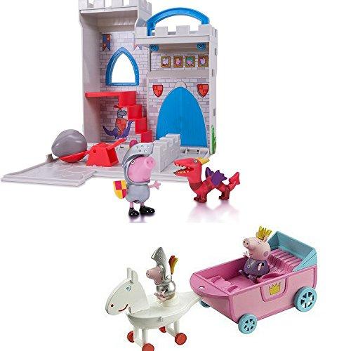 Peppa Pig Dolls Pram Set - 2