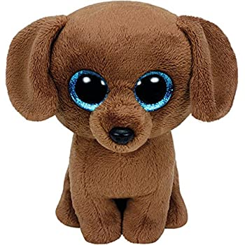 Ty Beanie Boos Plush - Dougie the Dog 15cm