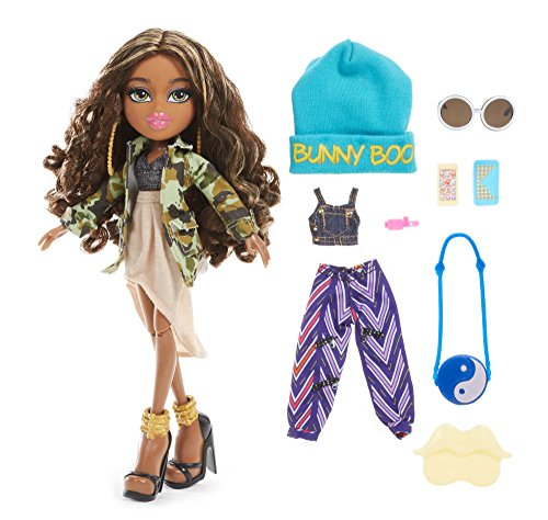 (Bratz Music Festival Vibes Doll- Hip Hop Sasha (Discontinued by manufacturer))