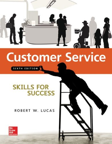 Customer Service:Skills For Success