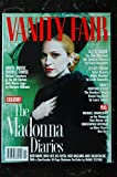 img - for VANITY FAIR Us 011 N  11 NOVEMBER 1996 THE MADONNA DIARIES DIOR book / textbook / text book