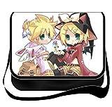 Gumstyle Vocaloid 2 - Kagamine Rin/Len Anime Cosplay Handbag Messenger Bag Shoulder School Bags