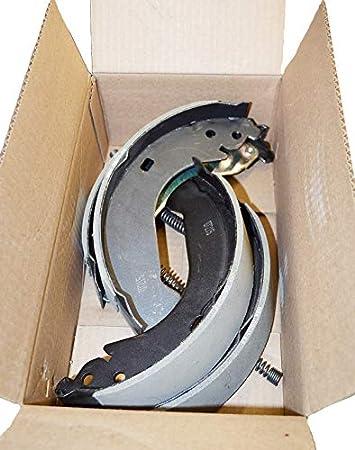 GM OEM-Brake Shoes 19256494