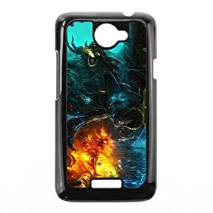 HTC One X Black World of Warcraft phone cases protectivefashion cell phone cases NHTG5087556