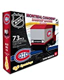 OYO Sports NHL Buildable Zamboni Montreal Canadiens