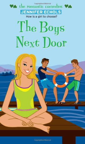 book cover of The Boys Next Door