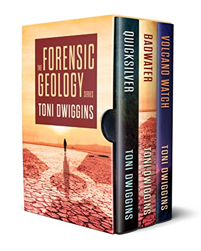 The Forensic Geology Series, Box Set cover
