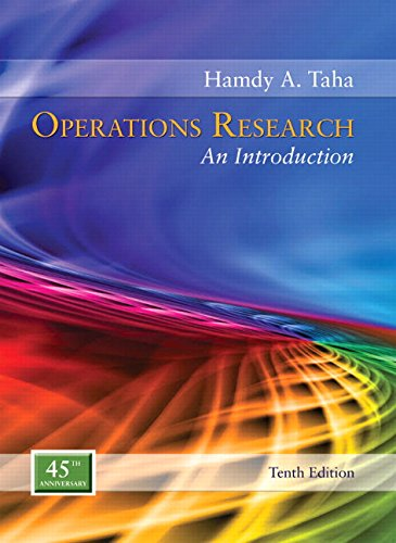 Pdf Engineering Operations Research: An Introduction (10th Edition)