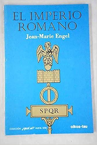 El Imperio Romano Spanish Edition Jean Marie Engel 9788428103794