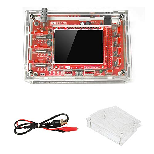 (DSO138 Oscilloscope Kit Open Source with Probe 2.4