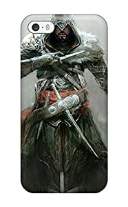 New Arrival Creed Ezio Assassins Video Game Other KrUSxMk14140vKqum Case Cover/ 5/5s Iphone Case