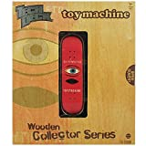 Tech Deck Wooden Collector Series [Ed Templeton - Toy Machine]