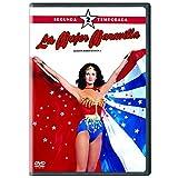 LA MUJER MARAVILLA [SEGUNDA TEMPORADA] [WONDER WOMAN: THE COMPLETE SECOND SEASON] [Ntsc/region 1 and 4 Dvd. Import - Latin America].